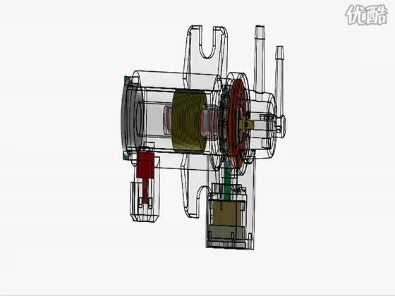 双龙汽车涡轮增压器电磁阀结构介绍