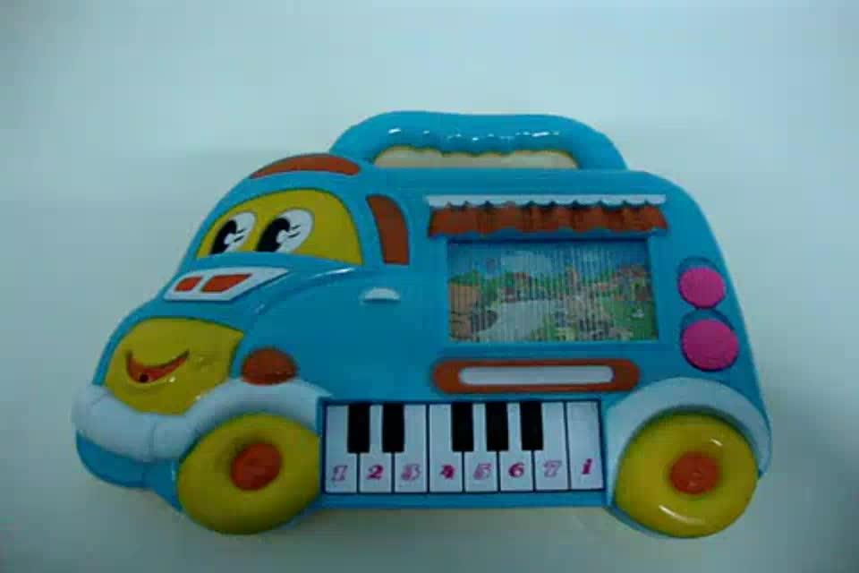 汽车语音动物电子琴
