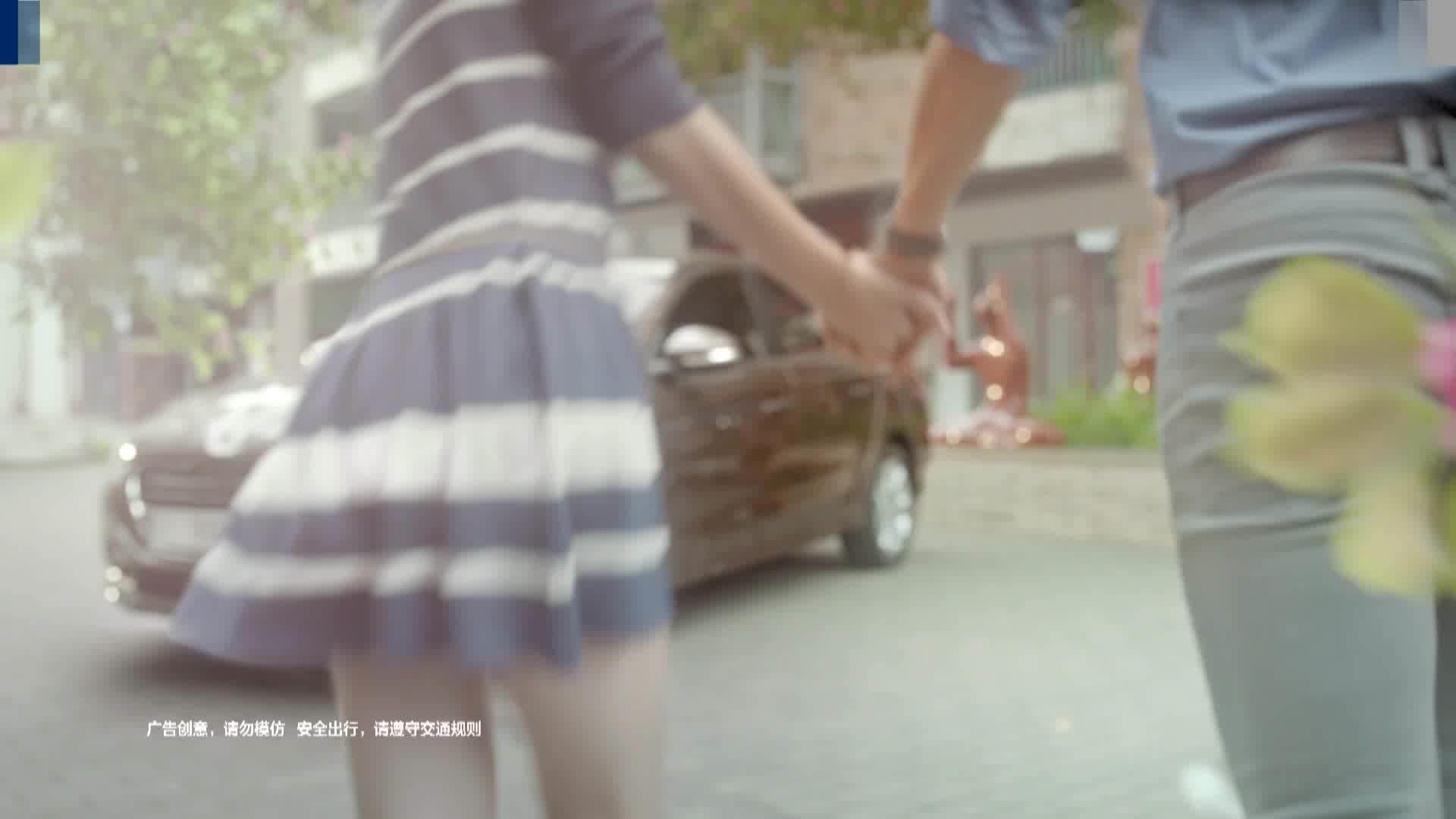 东风标致3008创意电视广告高清图片