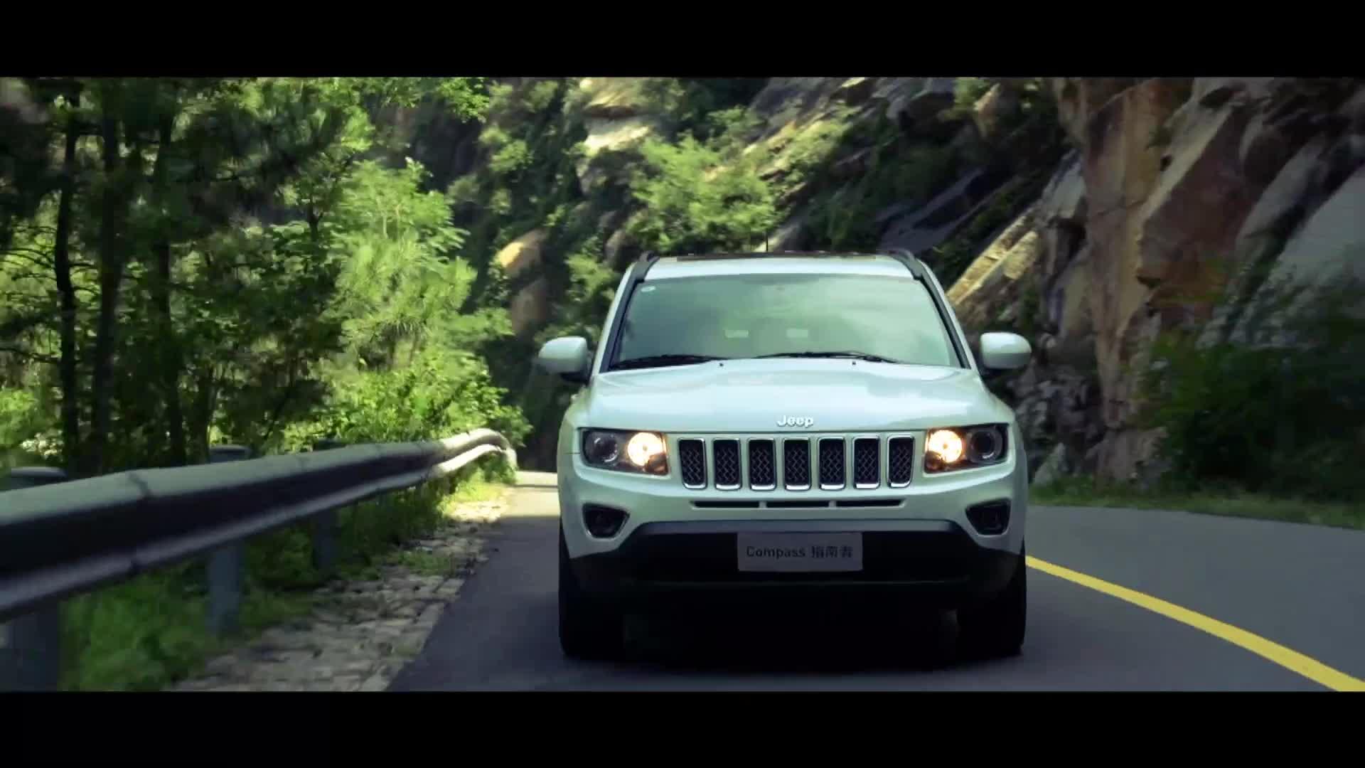 jeep指南者带天窗
