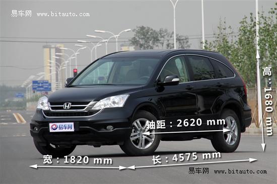 东风本田CR-V购车手册 首选都市版自动挡