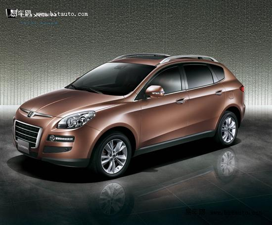 东风裕隆SUV三季度上市 概念车即将首发