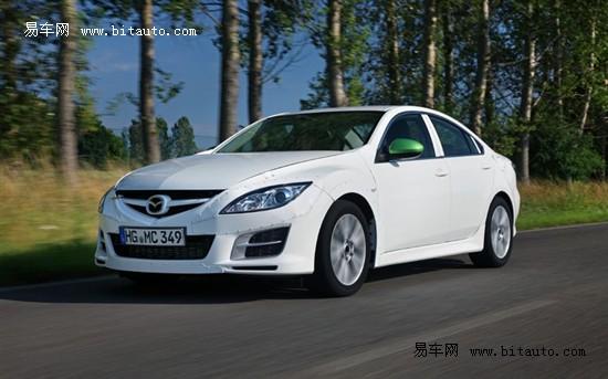海外新Mazda6将换装新发动机 2013年上市
