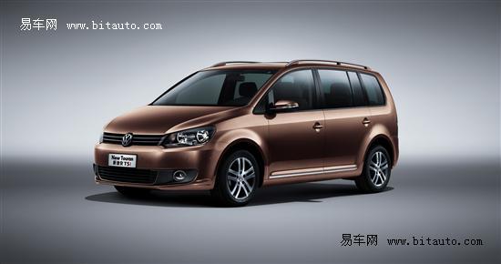 2011款途安部分现车供应 订车仅需2000元