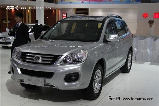 2011上海国际车展 国产自主品牌SUV盘点
