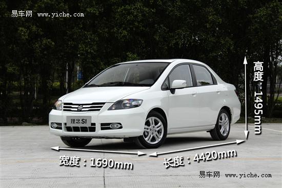 理念S1广本嘉恒现车紧张 订金1000元