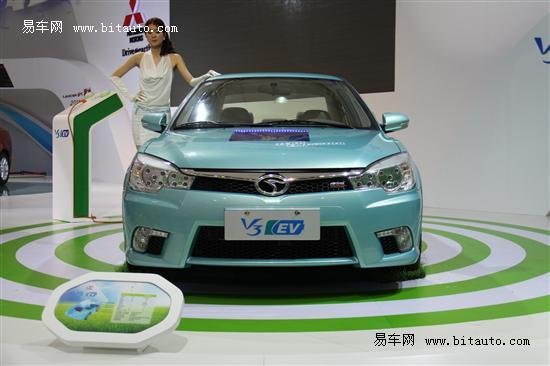 2011上海车展盘点 重要新能源车型
