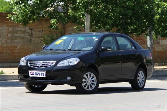 旧车置换比亚迪G3青岛享受2500元补贴