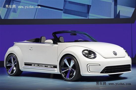 大众汽车品牌携31辆展车亮相北京国际车展