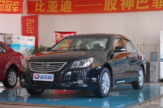 西宁地区比亚迪G6新车到店 接受预定