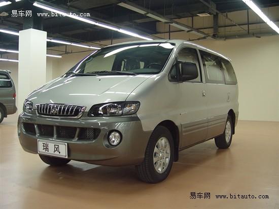 瑞风强势反弹 2010年1月MPV车型销量点评