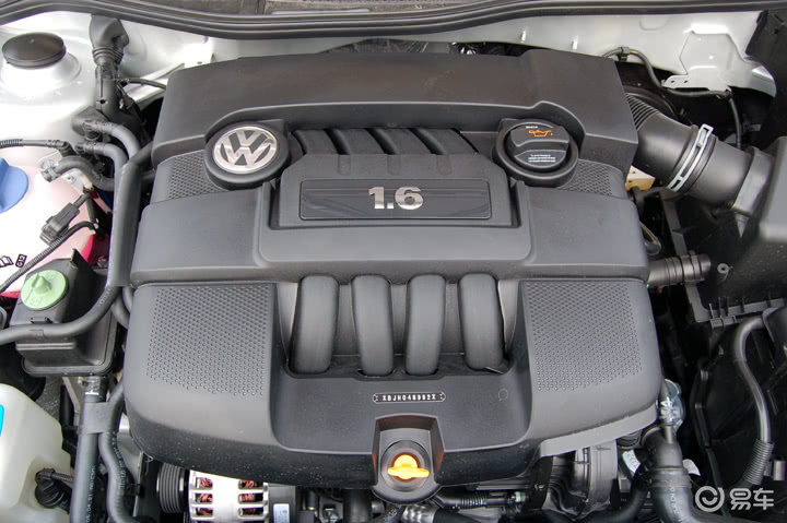 2006款 宝来 1.6l自动时尚型 发动机图片