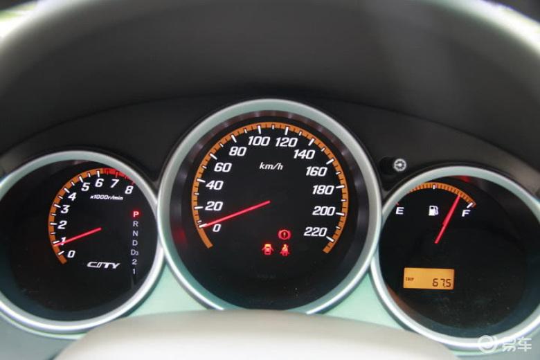 【思迪2007款1.5L自动舒适版仪表汽车图片-汽傲斗凌天2.42神装图片