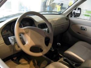 赛弗SUV方向盘图片