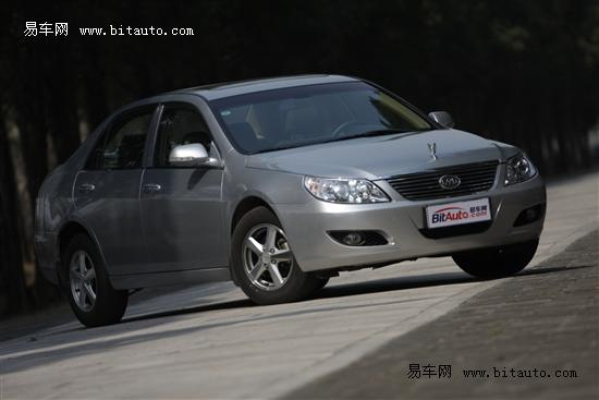 优惠可达3万 驰恒比亚迪F6推出10台特价车