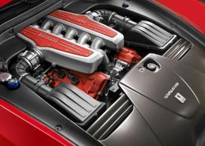 法拉利599 发动机