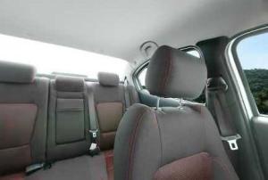赛豹V系驾驶员头枕图片