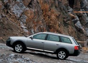 奥迪Allroad quattro(进口)正侧(车头向左)图片