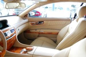 奔驰CL级奔驰CL600图片