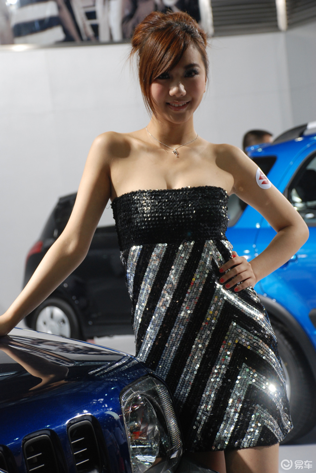 2009深圳车展 09车展美女