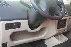 威志两厢方向盘调节键图片