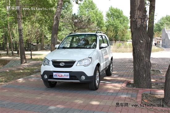 小块头大智慧 四款国产小型都市SUV推荐