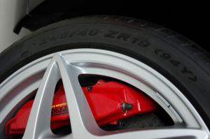 法拉利599 599GTB外观