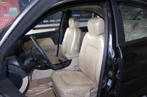 赛豹Ⅲ座椅特殊细节图片