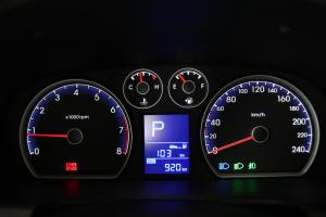 北京现代i30仪表 图片