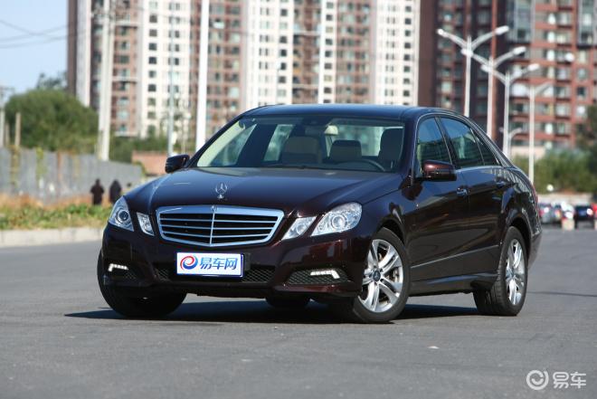 置换奔驰E级(进口)优惠高达8.5万元