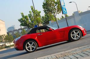 欧宝GT(进口)欧宝GT 外观图片