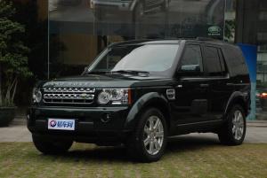 路虎 发现4 2010款 3.0T 自动 四代TDV6 HSE柴油版
