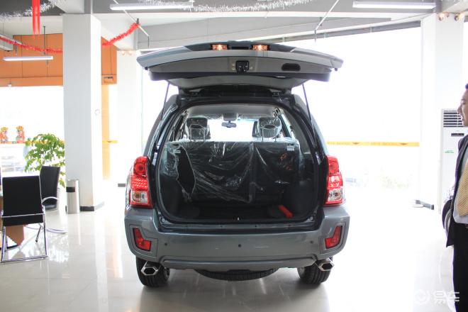 威麟X5X5行李厢支撑杆