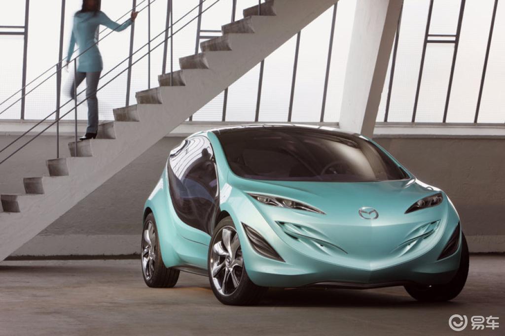 马自达Mazda清