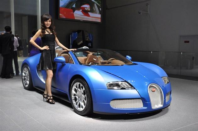 布加迪威航限量版车型将亮相日内瓦车展