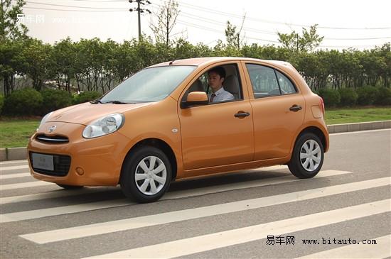 日产玛驰8月底上市 预计售价7万-10万元