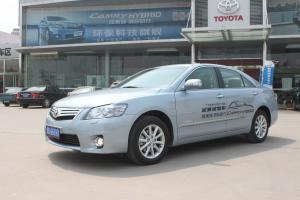 丰田 凯美瑞 2010款 2.4L 自动 240V 至尊版