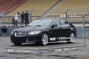 捷豹XKR(进口)试驾捷豹R系图说图片