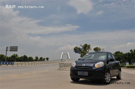 易驾灵动的小车--试驾东风日产玛驰(图)