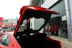 运动 带有 斯柯达/易车实拍斯柯达新明锐RS版外观篇