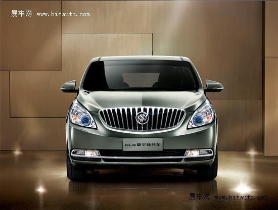 2011款别克GL8价格 别克GL8商务车图片高清图片