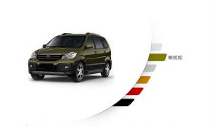 森雅S80 橄榄棕