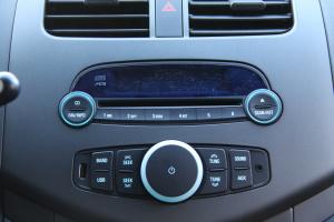 斯帕可中控台音响控制键图片