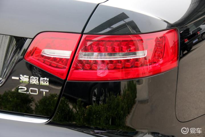 汽车尾灯结构图解