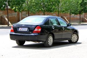比亚迪F6后45度(车头向右)图片
