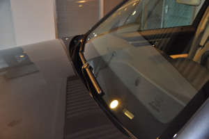 GLK级2011款 GLK 300 4MATIC 动感型 外观黑铜灰 金属漆