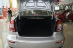 天语SX4三厢行李箱空间图片