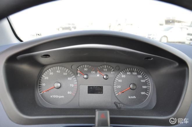 众泰20082008仪表盘
