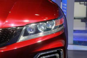 雅阁(进口)雅阁 Coupe Concept图片