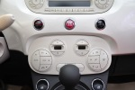 菲亚特500(进口)中控台空调控制键图片
